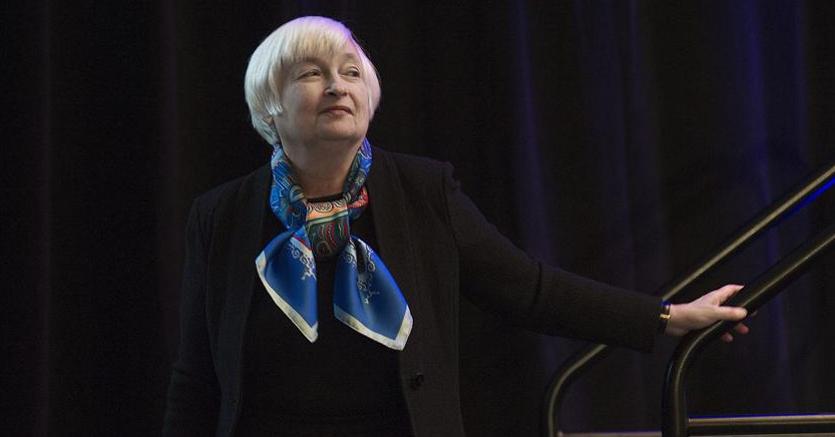 La presidente della Federal Reserve, Janet Yellen (AP)